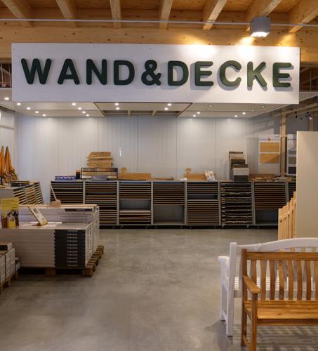 Entdecke Holz für Wand und Decke bei Holz-Wiegand in Würzburg.