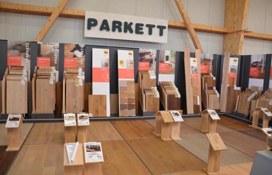 Erlebe echten Service zu Deinem neuen Boden in der Ausstellung von Holz-Wiegand in Würzburg.