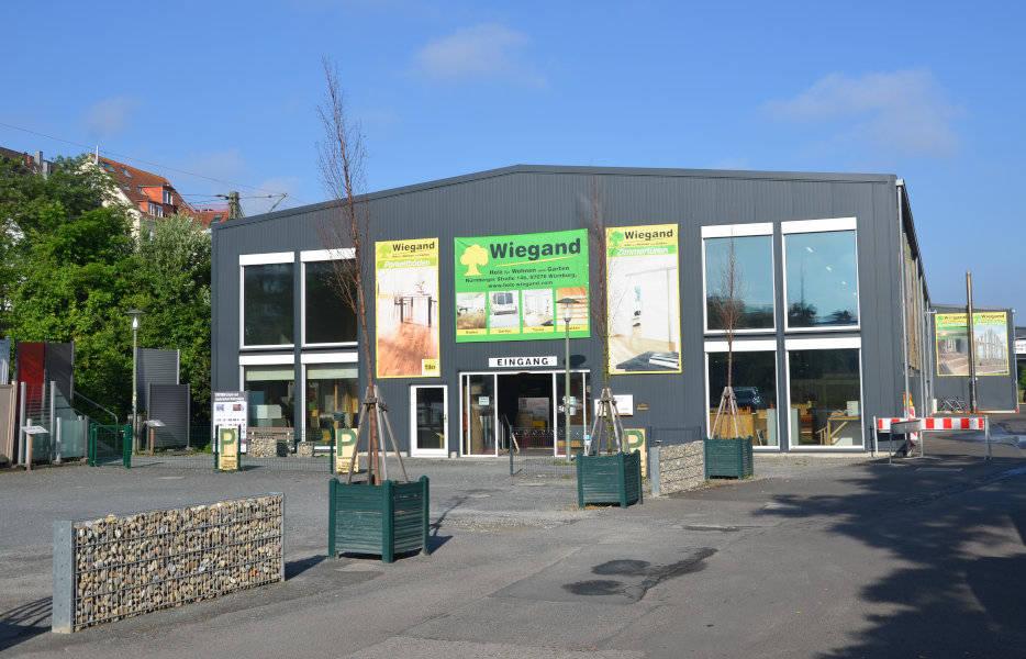 Bei Holz-Wiegand in Würzburg findest du Lösungen für Wohnen, Garten und Bauen