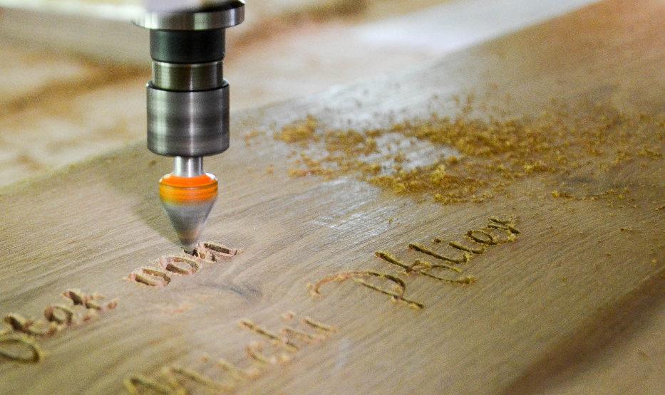 Holzbearbeitung CNC